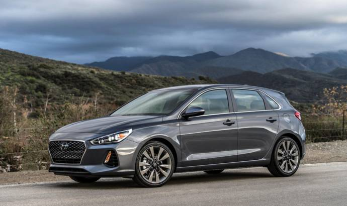 2018 Hyundai Elantra GT US pricing announced