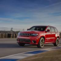 2018 Jeep Grand Cherokee UK pricing announced