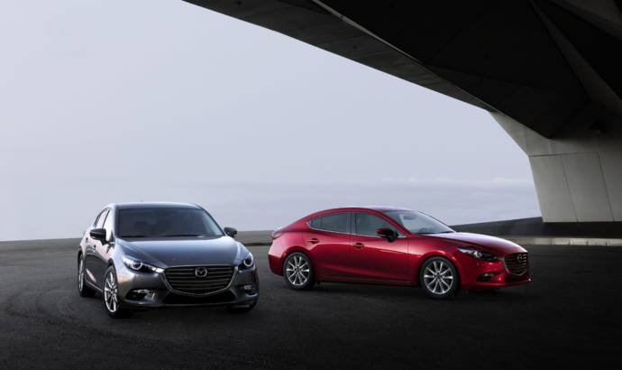 2018 Mazda3 gets improved equipment