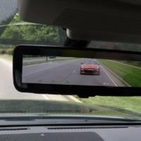 2018 Nissan Armada receives Intelligent Rear View Mirror