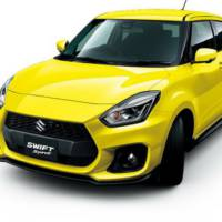 2018 Suzuki Swift Sport new images revealed
