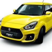 2018 Suzuki Swift Sport new images revealed