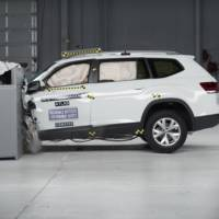 2018 Volkswagen Atlas receives Top Safety Pick from IIHS