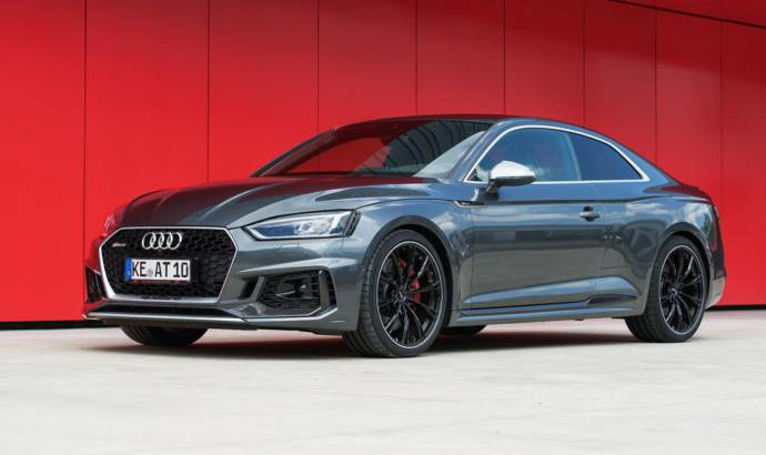 ABT Sportline Audi RS5 tuning pack introduced