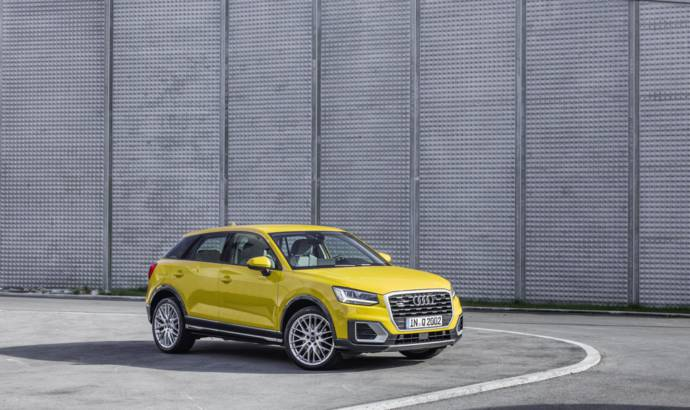 Audi Q2 2.0 TFSI now available in UK