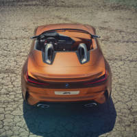 BMW Concept Z4 unveiled at Pebble Beach