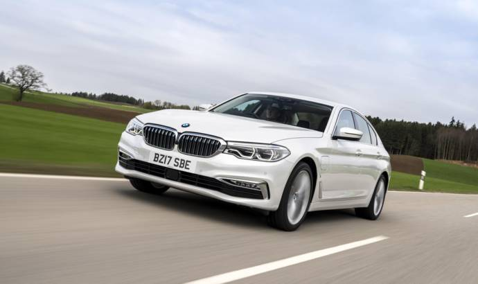 BMW offers incentives for those who want cleaner models