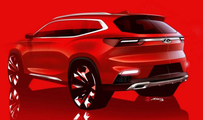 Chery Chinese brand to launch a new global SUV