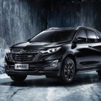Chevrolet Equinox RS launched in China