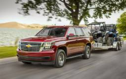 Chevrolet Tahoe Custom launched in US