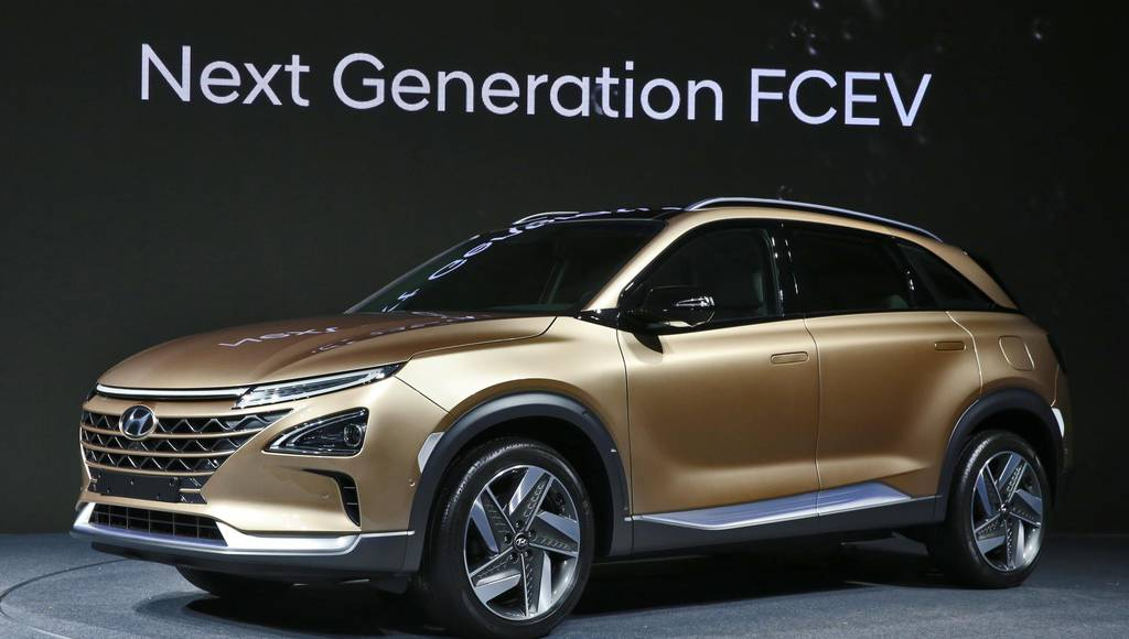 Hyundai teases its future hydrogen-powered SUV