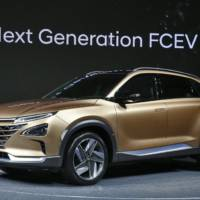 Hyundai teases its future hydrogen-powered SUV