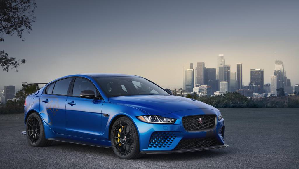 Jaguar XE SV Project 8 to debut in US