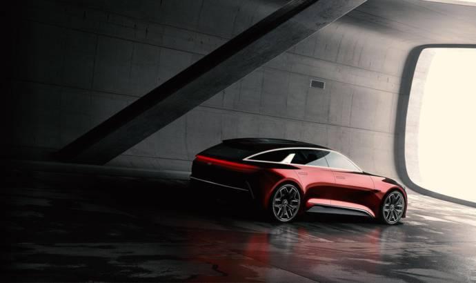Kia concept car teased ahead Frankfurt Motor Show
