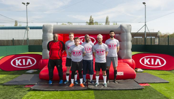 Kia named official partner for UEFA Europa League