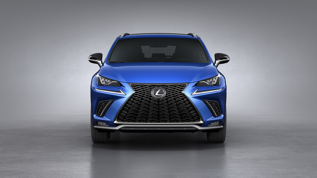 Lexus NX and CT facelift to debut in Frankfurt