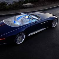 Mercedes-Maybach 6 Cabriolet Concept - Official pictures and details