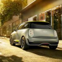Mini Electric Concept unveiled