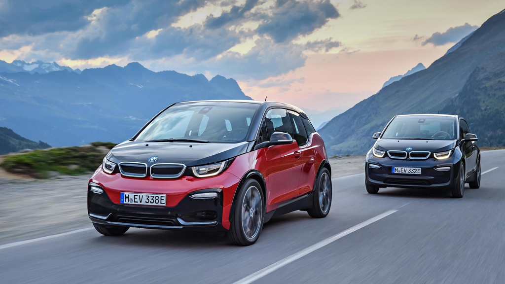 New BMW i3s officially unveiled