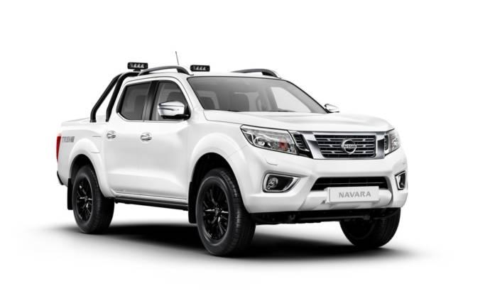 Nissan Navara Trek-1 introduced in UK