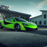 Novitec McLaren 570GT tuning kit