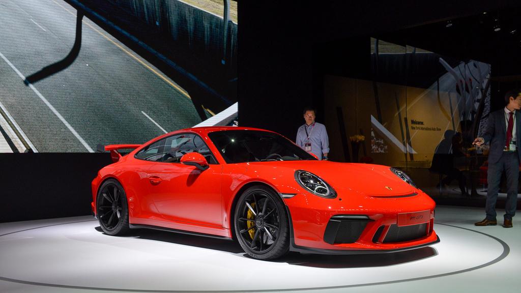 Porsche 911 GT3 gets 10 years warranty