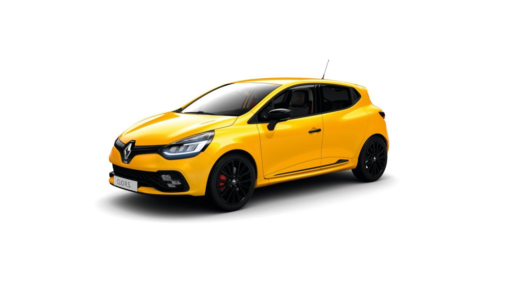 Renault Clio RS gets new Black Edition in UK