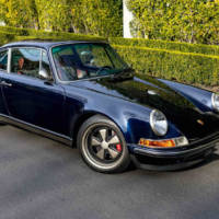 Singer receives help from Williams to restore old Porsche engine