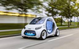 Smart Vision EQ Fortwo revealed