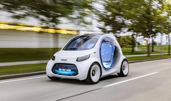 Smart Vision EQ Fortwo revealed