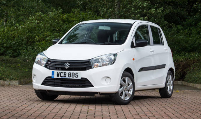 Suzuki Celerio City launched in UK
