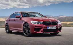 This it the new 2018 BMW M5 - Official pictures and details