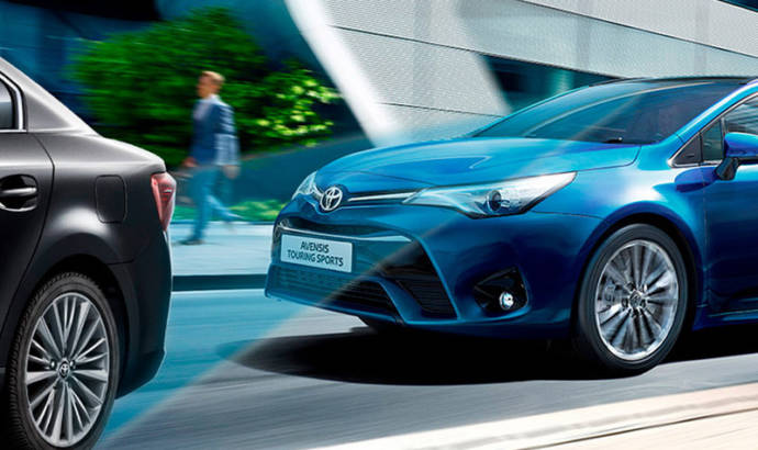 Toyota Safety Sense reduces rear-end collisions