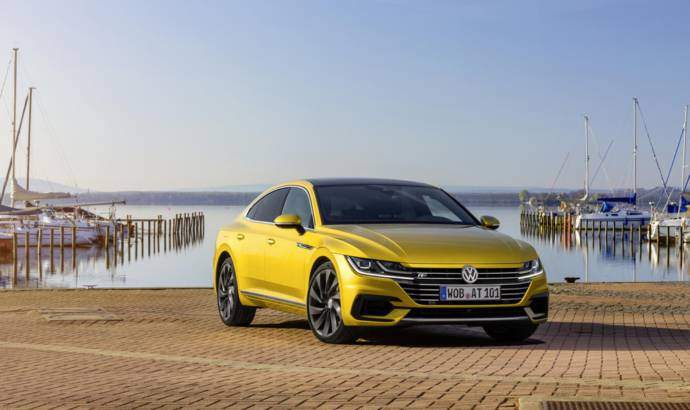 Volkswagen Arteon UK pricing announced