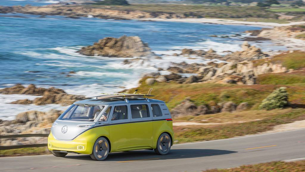 Volkswagen I.D. Buzz confirmed for production