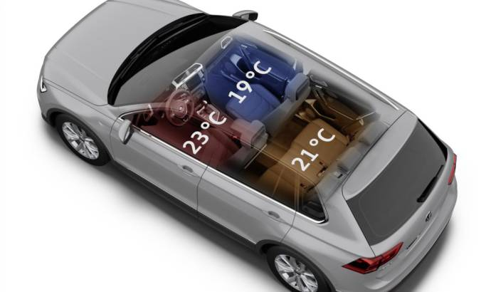 Volkswagen announces Air Care Climatronic
