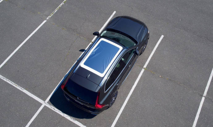 2018 Volvo XC60 can be used to see the solar eclipse