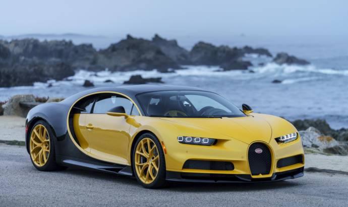 Bugatti Chiron reaches its first US client