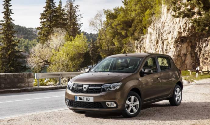 Dacia Sandero and Logan MCV updated in UK