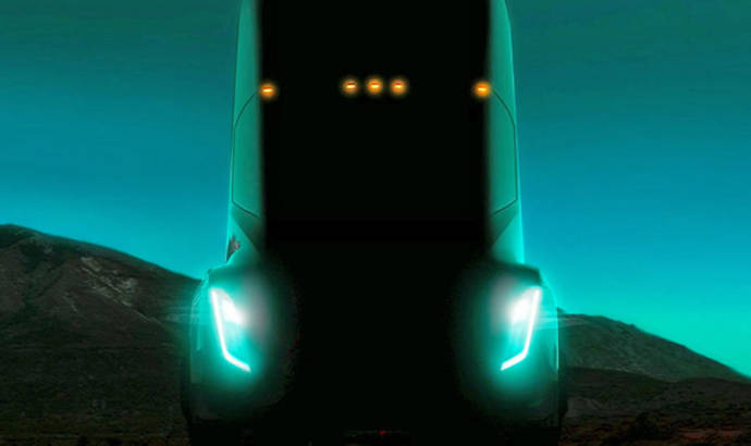 Tesla truck will come in September
