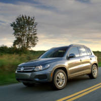 Volkswagen Tiguan Limited edition introduced in US