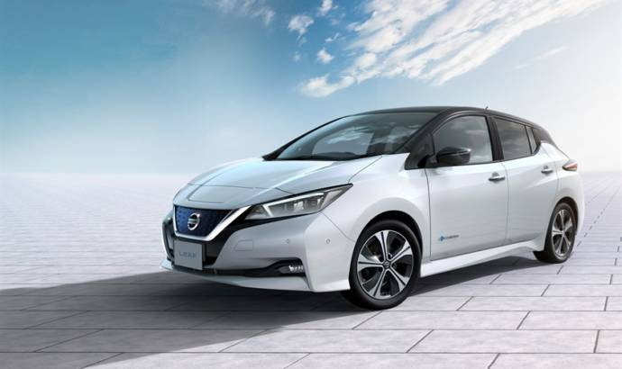 2018 Nissan Leaf is here - More range and new technologies
