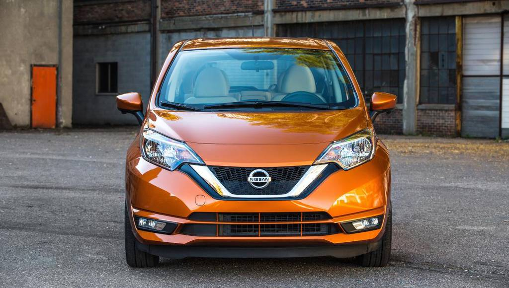 2018 Nissan Versa US pricing announced