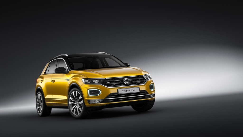 2018 Volkswagen T-Roc is available for sale. The cheapest VW SUV is here