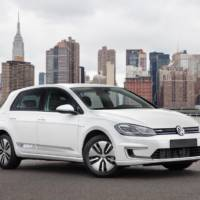 2018 Volkswagen e-Golf US pricing announced