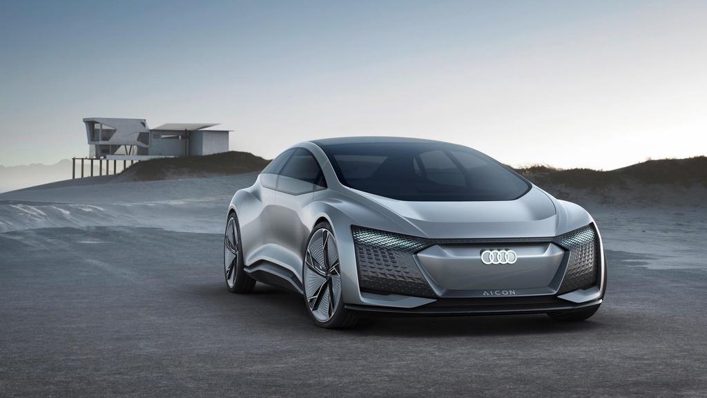 Audi Aicon - The next big thing