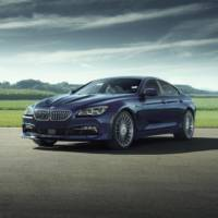 BMW Alpina B6 xDrive Gran Coupe BMW CCA Edition unveiled
