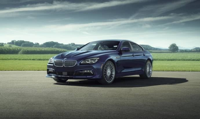 BMW Alpina B6 xDrive Gran Coupe BMW CCA Edition unveiled