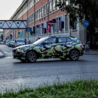 BMW X2 shines in Milano