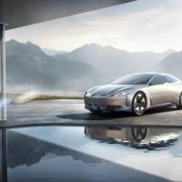 BMW i Vision Dynamics concept unveiled